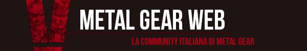 Metal Gear Web Community