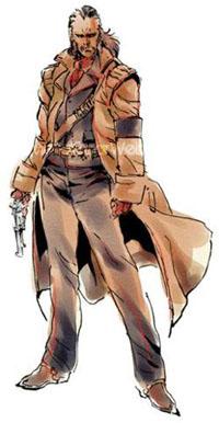 personnages préférés Ocelot